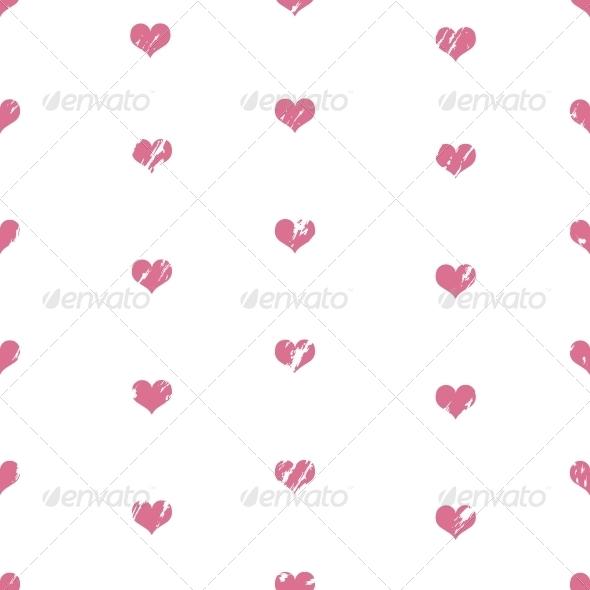 GraphicRiver Seamless Love Pattern 6151735