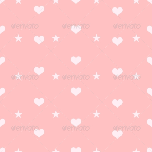 GraphicRiver Seamless Love Pattern 6151737
