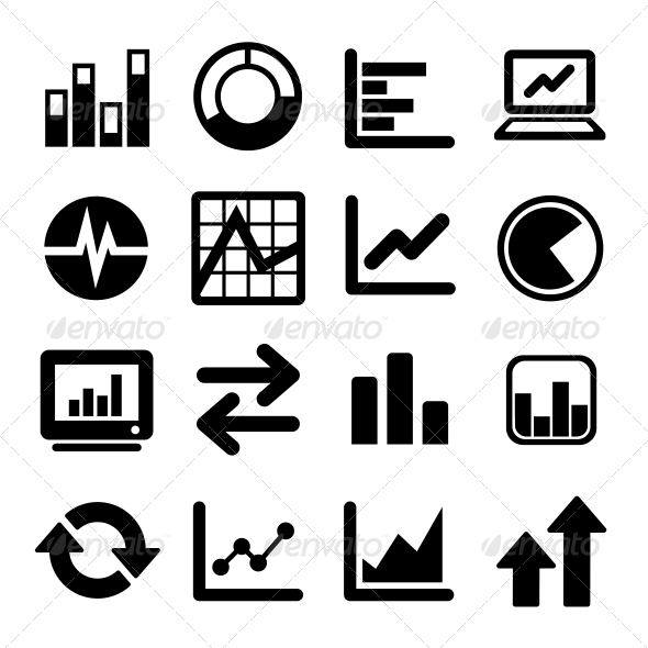GraphicRiver Business Infographic icons 6151745