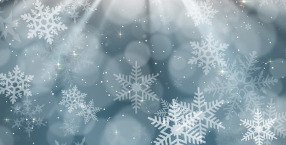 Snowflakes Animation 01