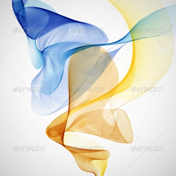 GraphicRiver Colorful Abstract Background 6154496