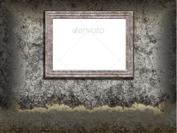 Wall and Frame