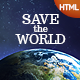 SaveTheWorld: Responsive HTML theme for Charity (Charity) Download