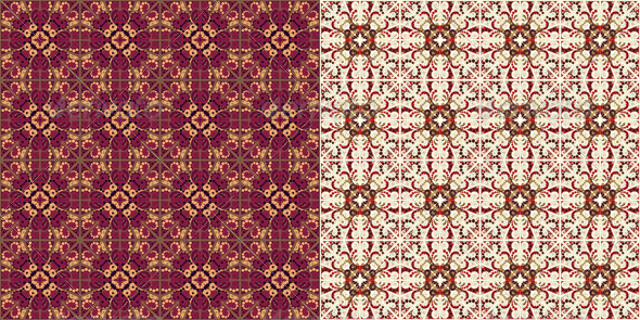 GraphicRiver Abstract Seamless Patterns 6156872