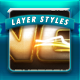 NOVA Layer Styles V0.1 - GraphicRiver Item for Sale