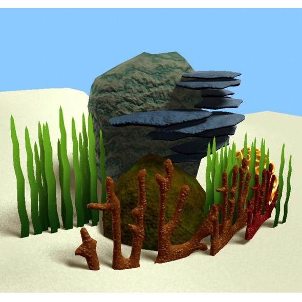 3DOcean Coral 6158584