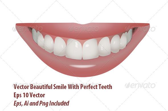 GraphicRiver Perfect Smile 6158938