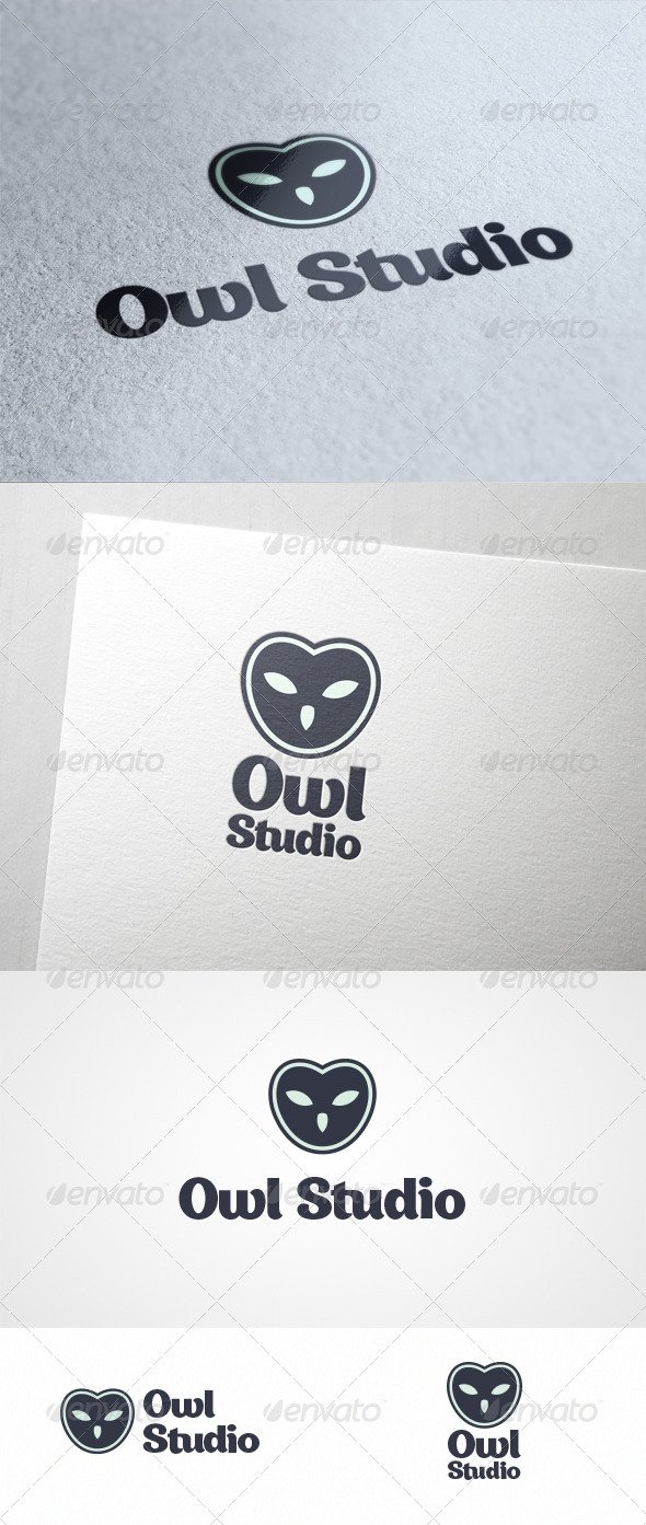 GraphicRiver Owl Studio 6160511