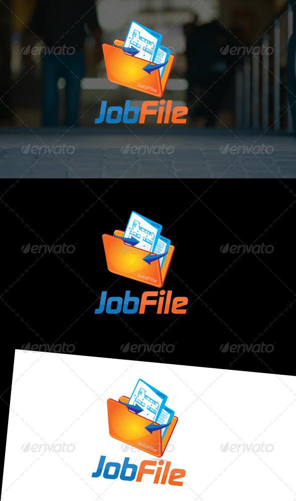 GraphicRiver JobFile Logo 6161251