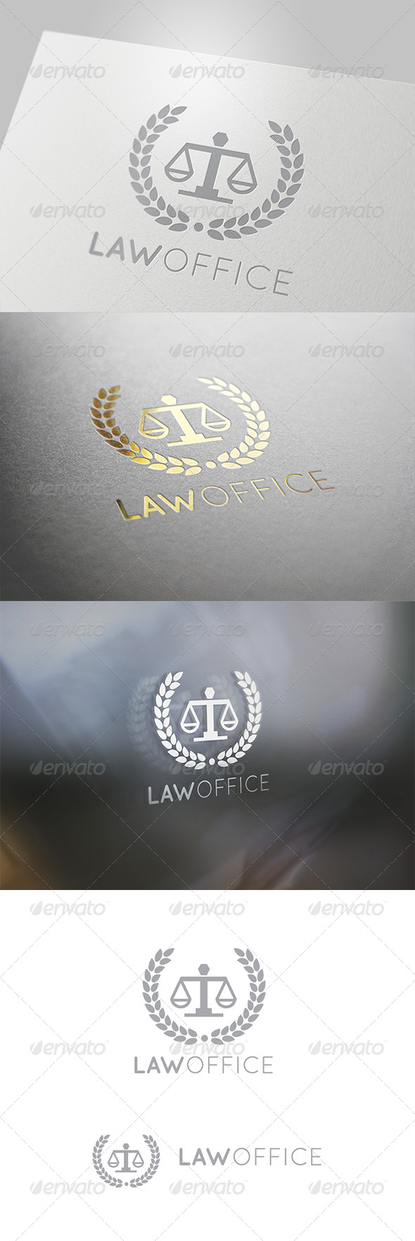 GraphicRiver Law Office 6161332