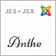 Anthe :: Joomla - ThemeForest Item for Sale