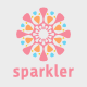 Sparkler Logo - GraphicRiver Item for Sale