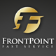 F - Front Point Logo - GraphicRiver Item for Sale