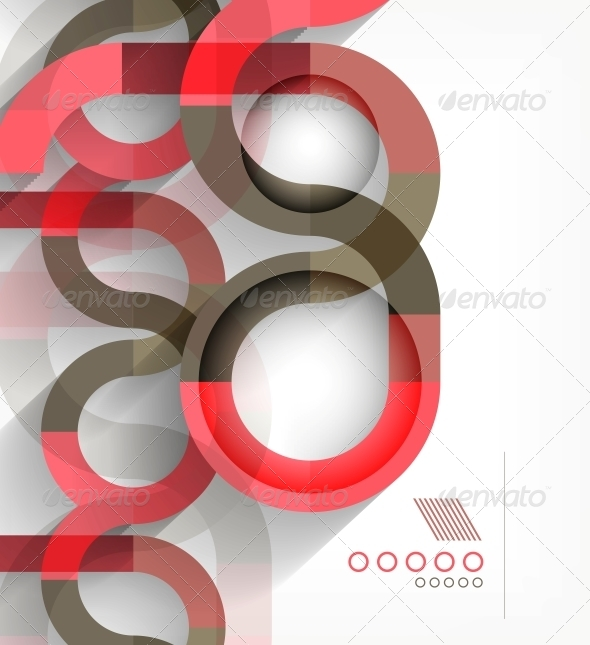 GraphicRiver Business Geometric Shape Abstract Background 6164568
