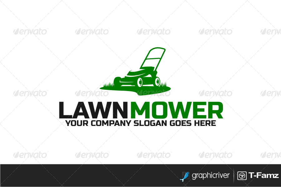 Lawn Mower Logo Lawn Mower Logo Templates