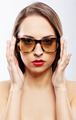 girl in sun glasses - PhotoDune Item for Sale