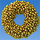 35 Christmas Wreath Balls Hires - GraphicRiver Item for Sale