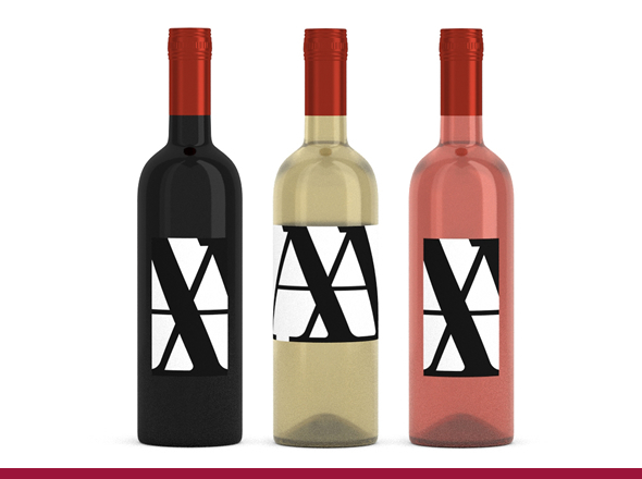 3DOcean Wine Bottles with Labels 6167031