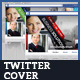 Multipurpose Corporate Twitter Cover - GraphicRiver Item for Sale