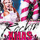 Rockin XMas Party Flyer - GraphicRiver Item for Sale