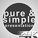 Pure and Simple - Presentation - VideoHive Item for Sale