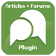 Tickets Plugin: Articles + Forums - CodeCanyon Item for Sale
