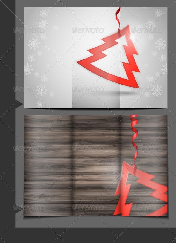 GraphicRiver Brochure Template Design 6169165