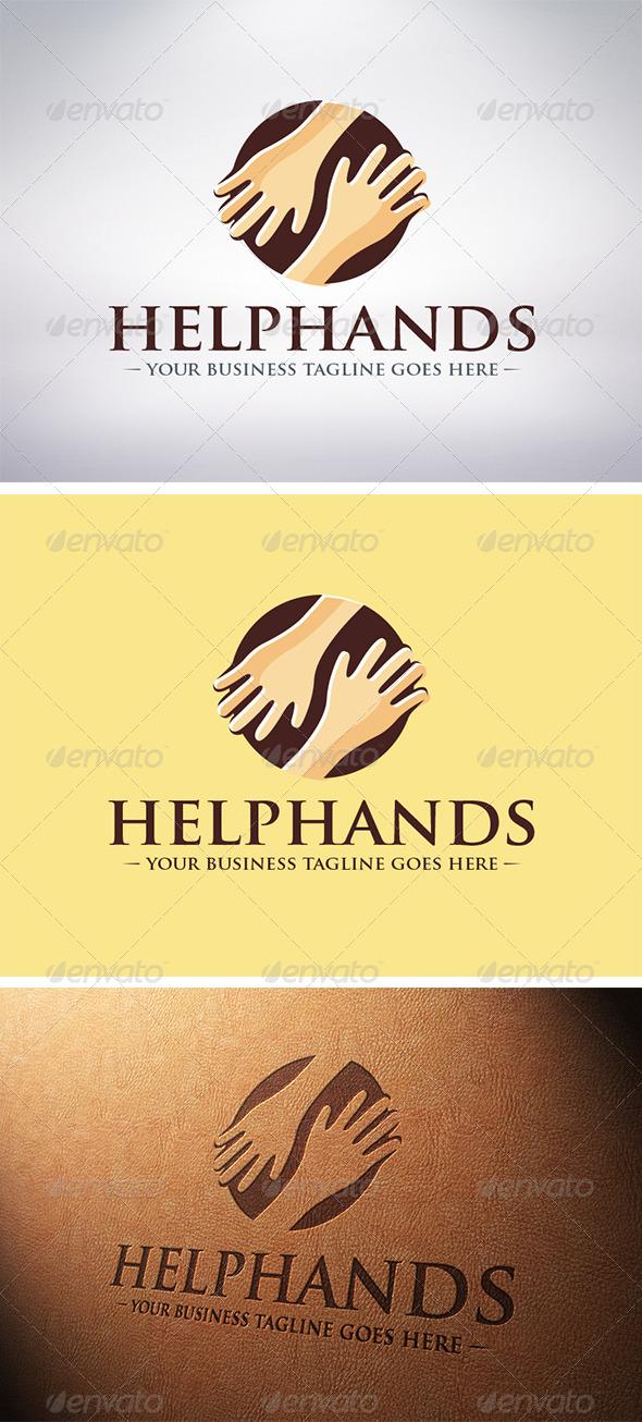 Help Hand Logo - Humans Logo Templates