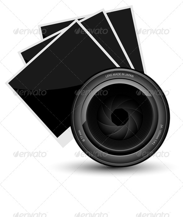 GraphicRiver Camera Lens 6171683
