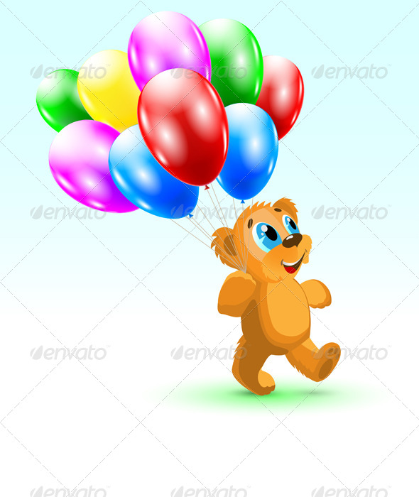GraphicRiver Birthday 6171729