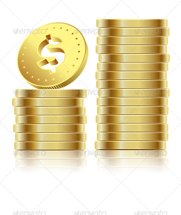 GraphicRiver Coins 6171806