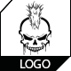Skull Logo - GraphicRiver Item for Sale
