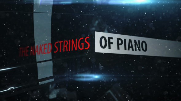 VideoHive The Naked Strings of Piano 6173069