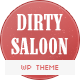 Dirty Saloon - A Rugged One Page Wordpress Theme - ThemeForest Item for Sale