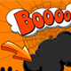 Halloween Comic speech bubbles - GraphicRiver Item for Sale