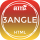 Link to3angle - agency creative html template