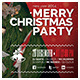 Christmas, New Year Party Flyer - GraphicRiver Item for Sale