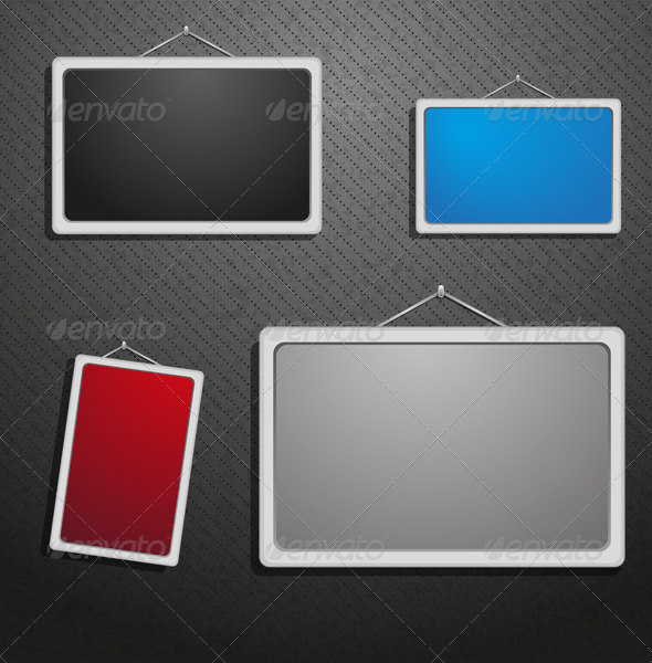 GraphicRiver Picture Frames 6177015