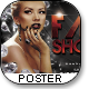 Fancy Sexy Poster Template - GraphicRiver Item for Sale