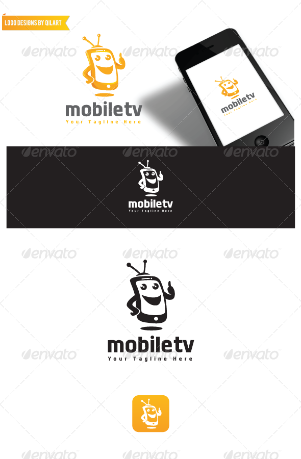 GraphicRiver Mobiletv 6178110