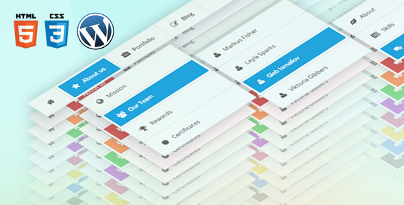 CodeCanyon Sky Mega Menu for WordPress 6168573