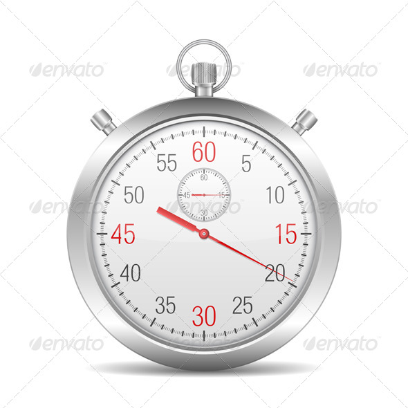 GraphicRiver Stopwatch 6178416