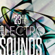 Electro Sounds Futuristic Flyer 4