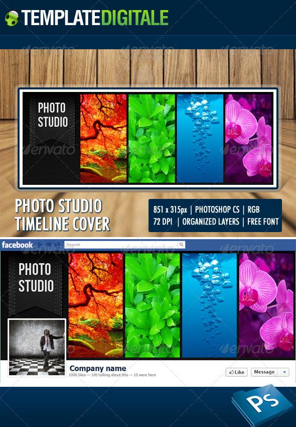 Photo Studio Facebook Timeline