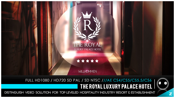 The Royal Luxury Palace Hotel