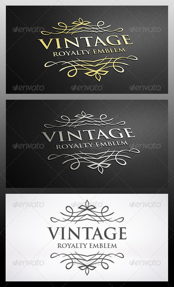 GraphicRiver Crest Logo 6183278