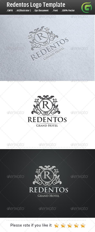 GraphicRiver Redentos Logo 6184112