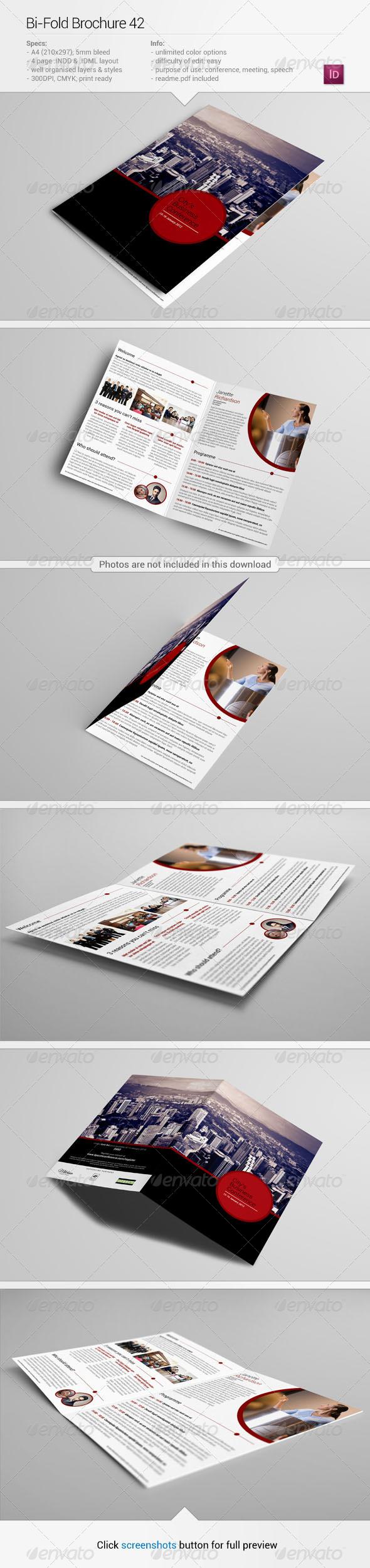 GraphicRiver Bi-Fold Brochure 42 6184397