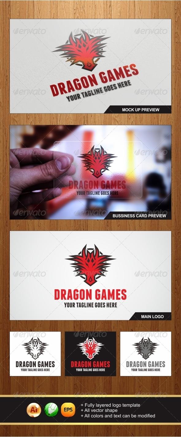 Dragon Games Logo