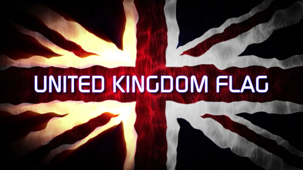 United Kingdom Flag 2 in 1